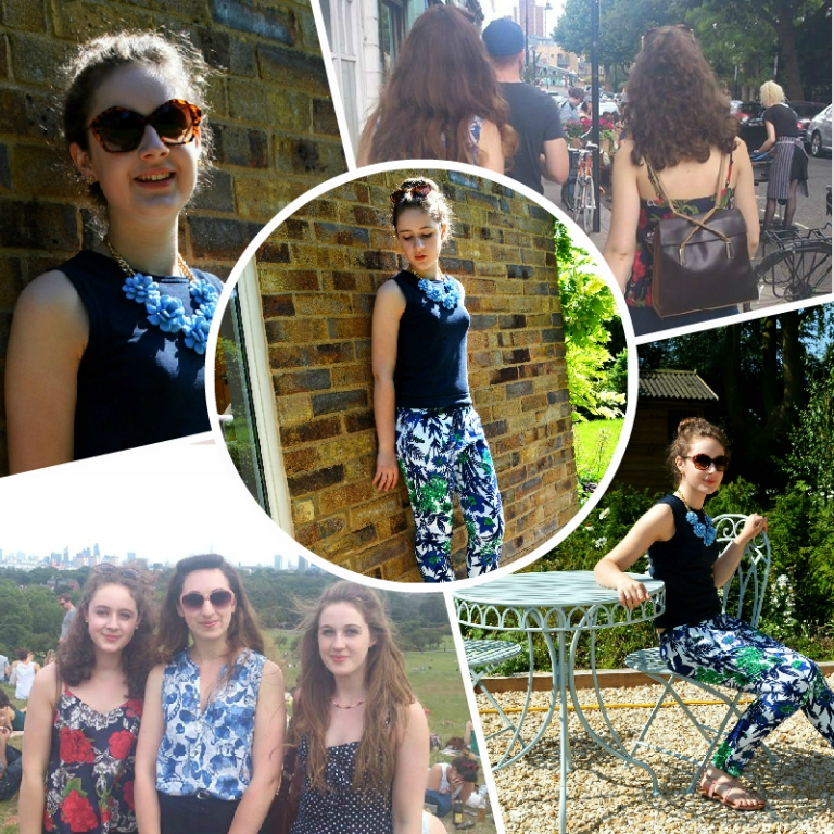 garden and ootd 048editcollage